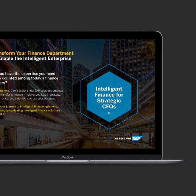 Intelligent Finance for Strategic Finance